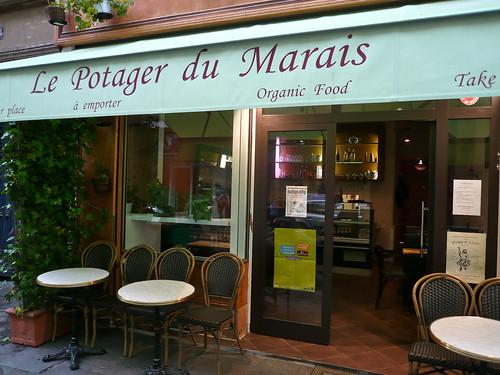 restaurants vegetariens paris