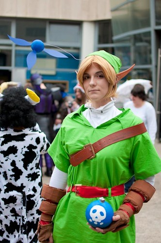 how to make toon link cosplay