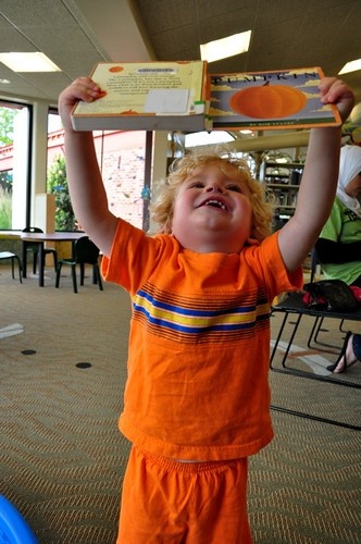 Summer Reading Program at Tulsa Library