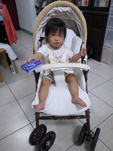 Aprica Royal Knot Baby Cruiser 大保養