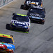 Jimmie Johnson closing-in on Kyle Busch
