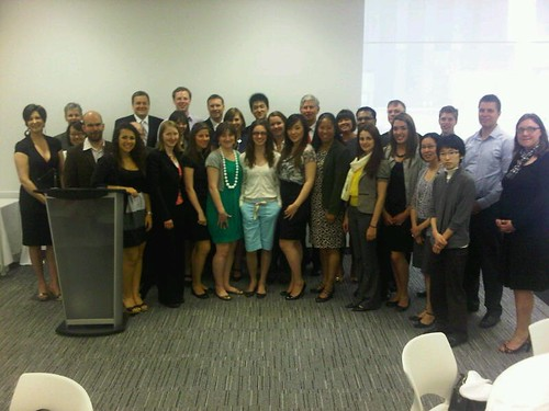 National Mentoring Program - Toronto 2010