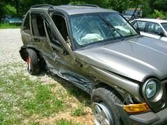 Car that Hit Us
