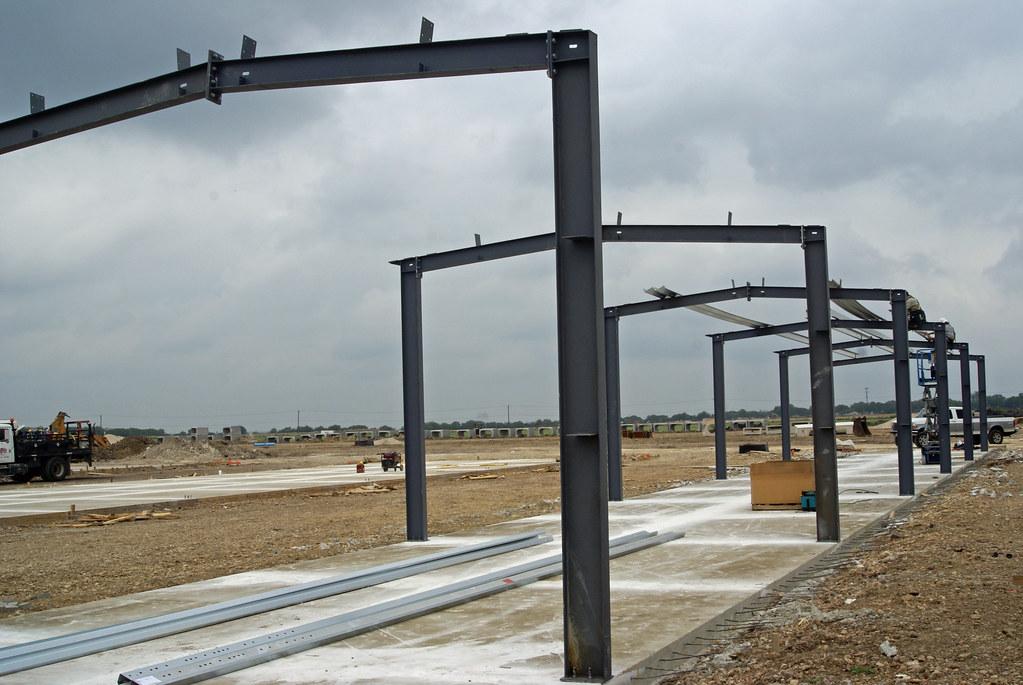Traders Village SA construction