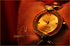 Girlish TickTock! (Abdulla Attamimi Photos [@AbdullaAmm]) Tags: girls red macro clock girl photography photo am nikon women watches photos watch photographic dot tick tock pm 2008 esprit 2010 1010 abdulla girlish clockwise ticktock abdullah amm  d90     tamimi         attamimi   desamm abdullahamm abdullaamm  altamimialtamimi abdullaattamimi abdullahattamimi    wwwabdullaammcom wwwabdullaammnet