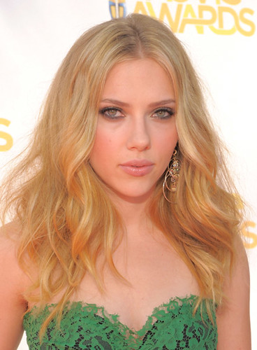 MTV Movie Awards 2010 Scarlett Johansson