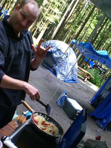 Neil Cooking