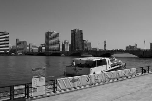水上バス 2