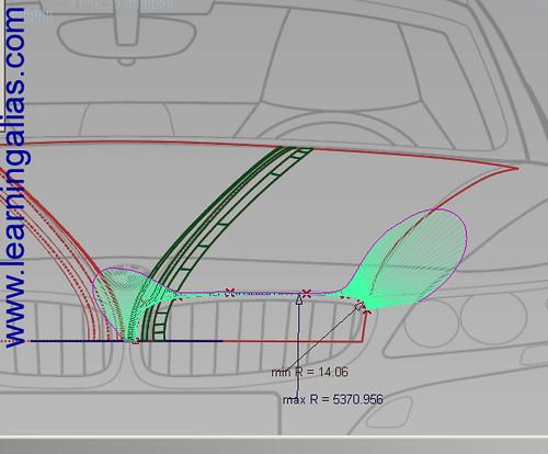 Alias Class A surfacing – BMW Z4 Style CAD | Learning Alias