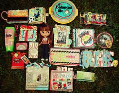 Penelope & My Mini Albums - 337/365 ADAD & 23/52 WB