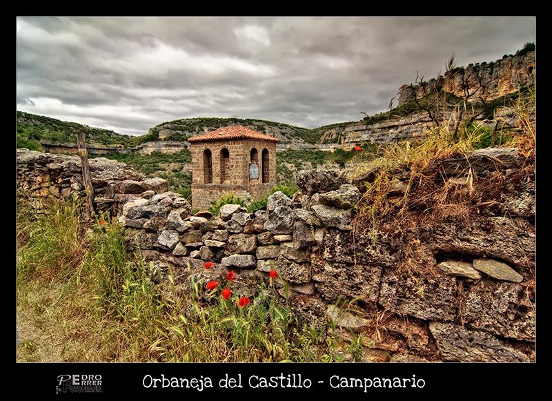 Orbaneja del Castillo - Campanario