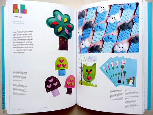 Print & Pattern - Lynda Lye