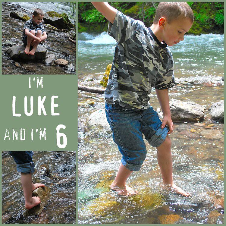 I'm Luke