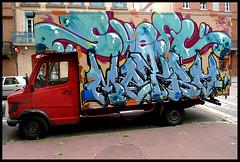 By FISH, METRO (Thias (°-°)) Tags: terrain fish streetart wall truck painting graffiti mural metro spray urbanart camion painter graff toulouse aerosol bombing spraycanart ter pgc thias photograff frenchgraff shefi photograffcollectif