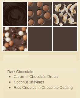 german chocolate cake bar