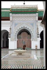 Kairaouine Mosque (Jasen Robillard) Tags: mosque morocco fes feselbali kairaouinemosque