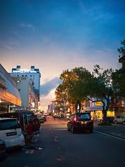 Kinabalu's dusk (NeverChangingSeasons) Tags: panasonic malaysia 17 20 kota kinabalu gf1