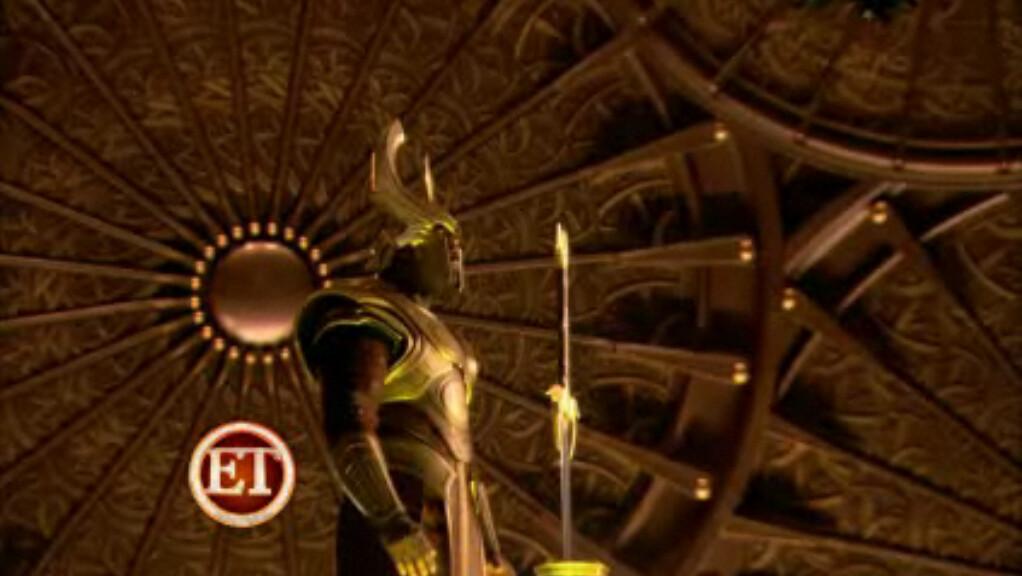 2011 Marvel's Thor movie Tom Hiddleston as Loki