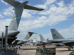 Heckleitwerke: U.S. Air Force