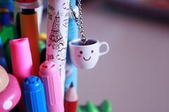 Little things make me happy! (Honey Pie!) Tags: paris france cute smile colours frança kawaii sorriso ameliepoulain poulain améliepoulain chococafe melinadesouza yocoochococafe