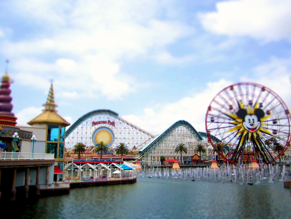 day 161: paradise pier