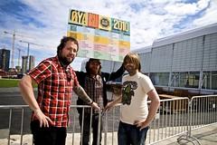Øyafestivalen 2010 - program