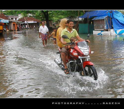 monsoon ride...
