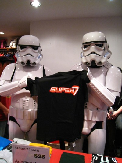 Stormtrooper Release Party at S7