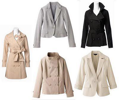 casacos de inverno femininos