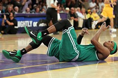 RONDO HIT WITH A ELBO , DO YOU THINK IT WAS CALLLED NOPE