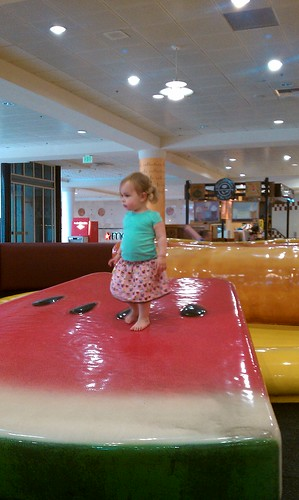 Mall play area
