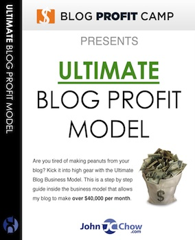 Ultimate Blog Profit Model