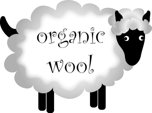 of a cartoon sheep with