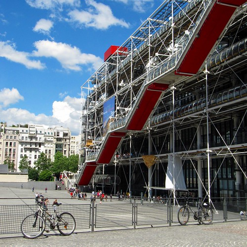 Museo Georges Pompidou