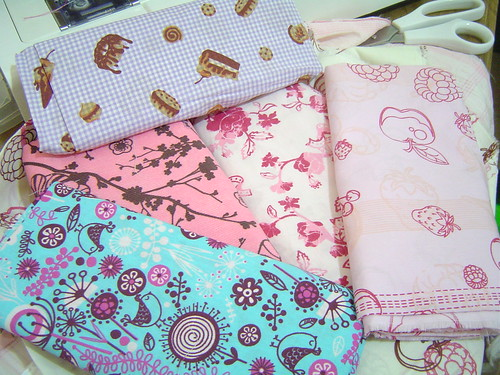 os tecidos