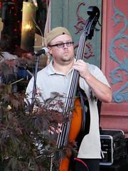 Bill Ritter at the Mooresville Street Fest