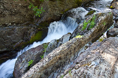 Moving water 2 (PeterChad) Tags: uk england nature rock river stream force view hard scenic fast running vale cumbria limestone geology runningwater channel solid metamorphic dunnerdale dunnon welcomeuk