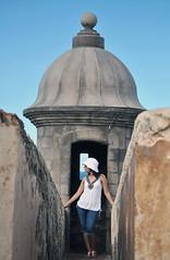 Garita (Carmen Creative) Tags: mar oldsanjuan puertorico verano vistas fortress elmorro garita oceano catillo laisladelencanto nikond5000