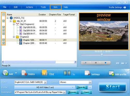Tips about Converting Blu-ray to HD AVI with LeKuSoft Blu-ray Ripper 4719847838_eff3df39bb