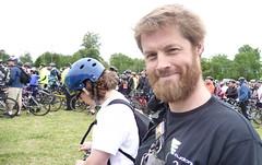 jon (estherase) Tags: emssimp findleastinteresting 0f jon noj nojjohnson friend londontobrighton bhf britishheartfoundation bikeride friends