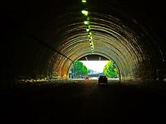 2nd Street Tunnel (avilon_music) Tags: california street streets cars car la losangeles tunnel streetscene olympus downtownla e3 southerncalifornia tunnels 2ndstreet downtownlosangeles markpeacockphotography