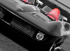 `59 Corvette Stingray (motorsportimagesbyghp) Tags: stingray sp silverstone american corvette canoneos 70200 1959 carclub 50dtamron f28classiccar
