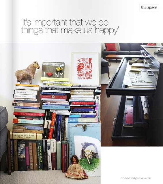 Home ideas books via covetgarden 2