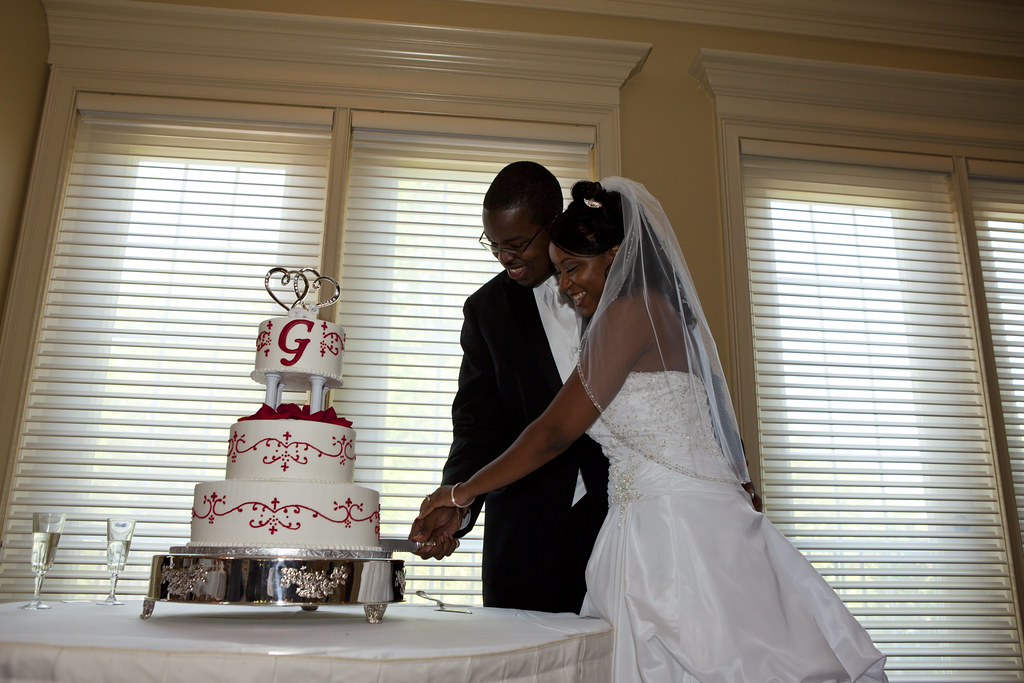Jamarr and Marquita get married!