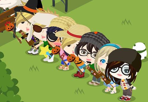 Halloween spirit 3