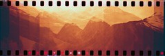 Banff National Park, Canada (porkchopsandy) Tags: 35mm rockies diana banff redscale microclicks
