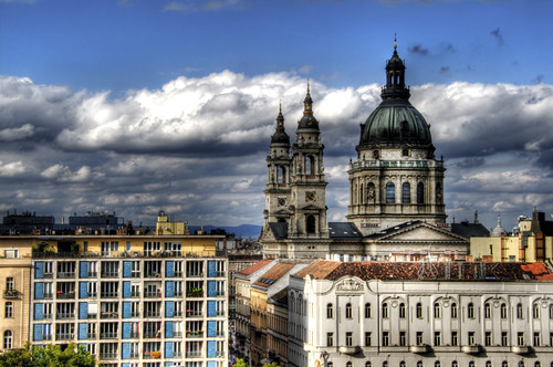 St Esteban cathedral. Budapest. Catedral de San Esteban