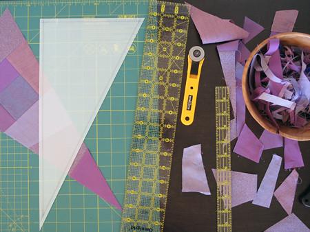 Star Quilt Piecing 2