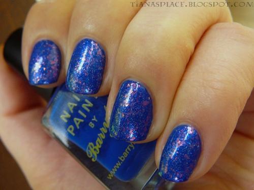 Barry M - Cobalt Blue + Nfu-OH 53 #1