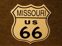 Route 66 State Park in Eureka, Missouri - 2010 (Adventurer Dustin Holmes) Tags: signs sign museum missouri roadsign roadsigns museums visitorcenter us66 themotherroad oldroute66 route66statepark americasmainstreet missouri66 themainstreetofamerica